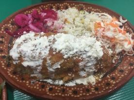 Chile Relleño La Lomita
