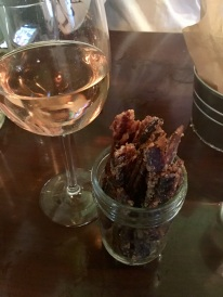 Candied Bacon and Rose